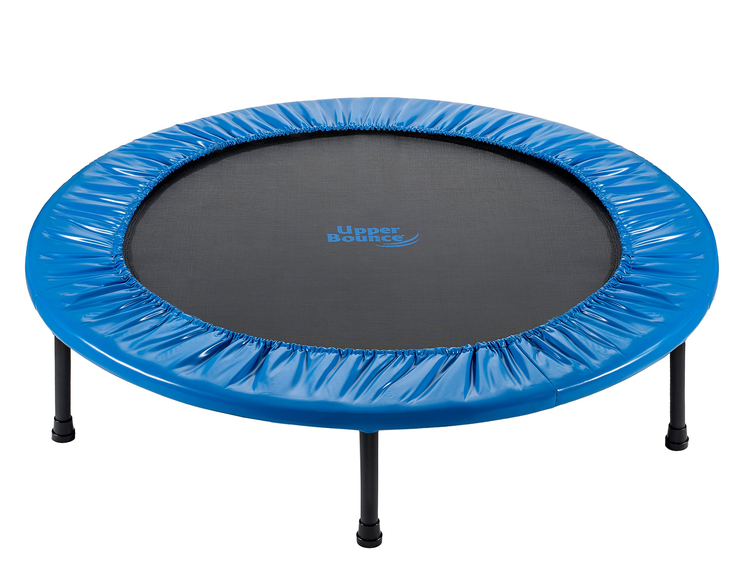 40'' Two-Way Foldable Rebounder Trampoline with Carry-on Bag Included by Upper Bounce