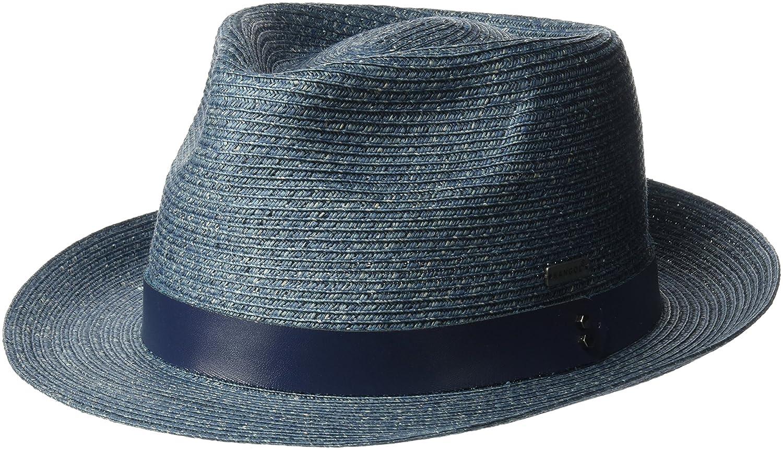 4e25825fe19b1a Kangol Men's Waxed Braid Trilby Fedora Hat: Amazon.co.uk: Clothing