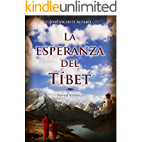 La esperanza del Tíbet (Spanish Edition) book cover