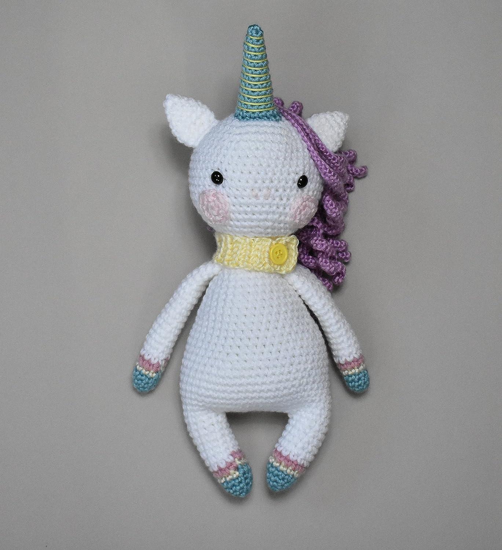 Cat mermaid unicorn crochet pattern Amigurumi pattern cat | Etsy | 1500x1369