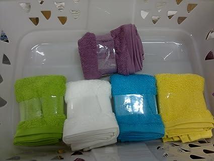 IKEA 12pc gamuza de lavado/toalla para la cara, toalla – azul