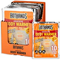 HotHands Adhesive Body Warmer 30 Pack, 30 count, Pack of 30