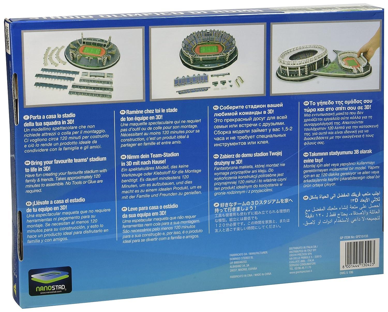 Estremamente Giochi Preziosi - Nanostad Puzzle 3D, Stadio Olimpico Lazio  SJ65