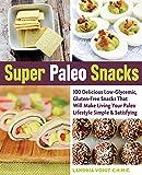Super Paleo Snacks: 100 Delicious