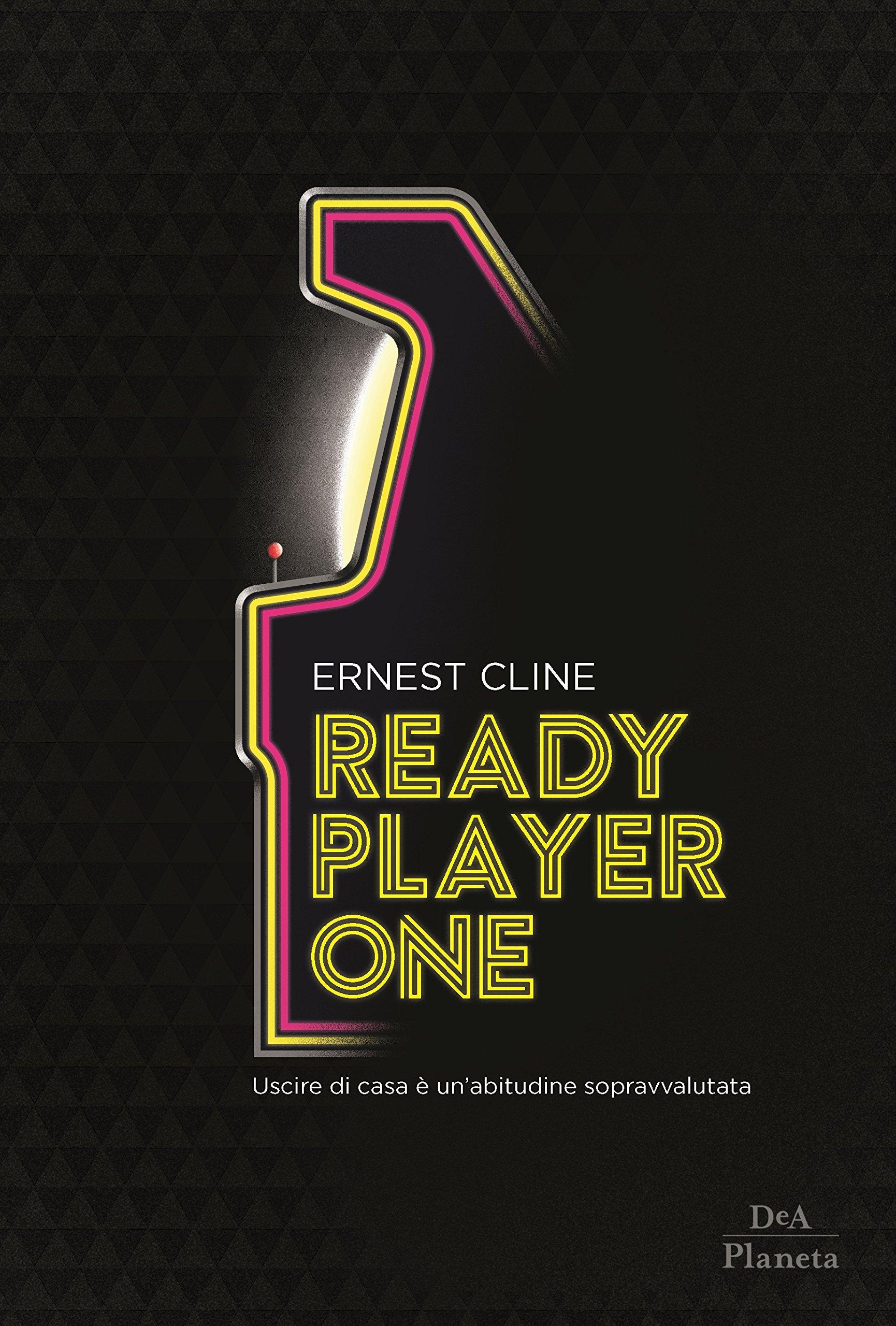 Ready player one. Ediz. limitata : Cline, Ernest, Spini, Laura: Amazon.it:  Libri
