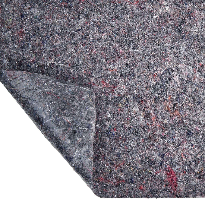 280 g//m/² | No.403034 L/ámina Protectora para Suelos Ideal para Obras y Reformas varios Modelos Vell/ón de Pintor 25x1m=25 m/² TecTake 800668