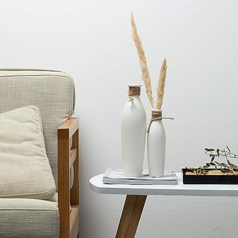 Housewarming or father/'s day gift modern farmhouse home decor. Mid century modern vase graduation wedding Stainless steel cottagecore