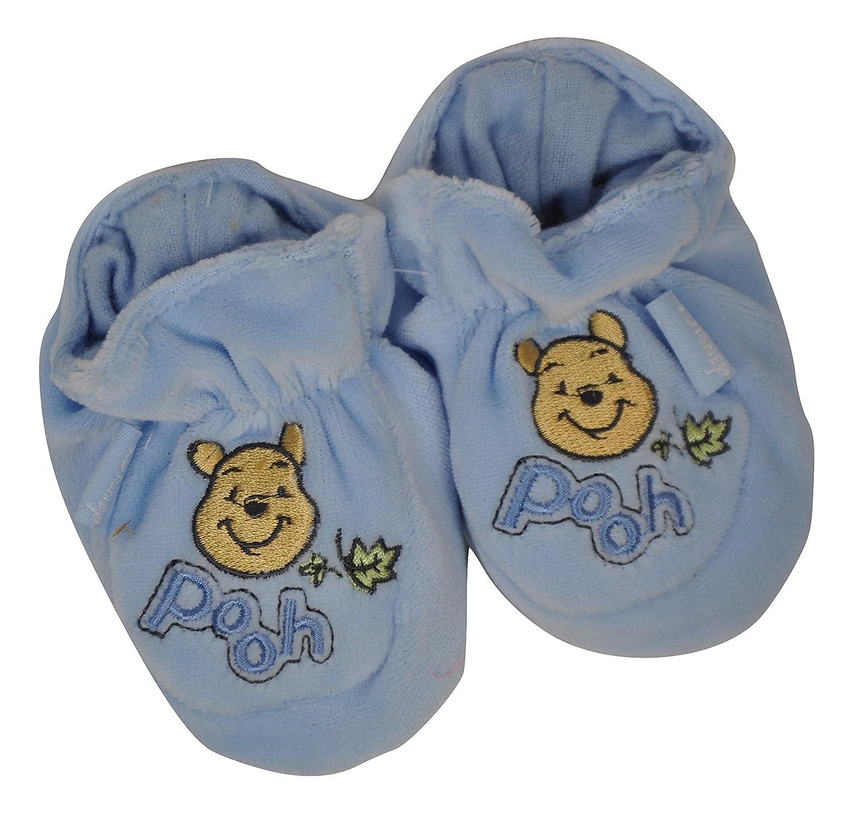 Scarpine Neonato Disney Winnie The Pooh Misura 14/17 Azzurro