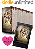 Christmas Brides and Sweet Kisses: 42 Book Christmas Box Set
