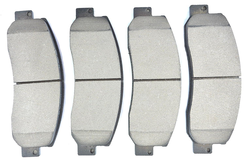 Dash4 MD1069 Semi-Metallic Brake Pad