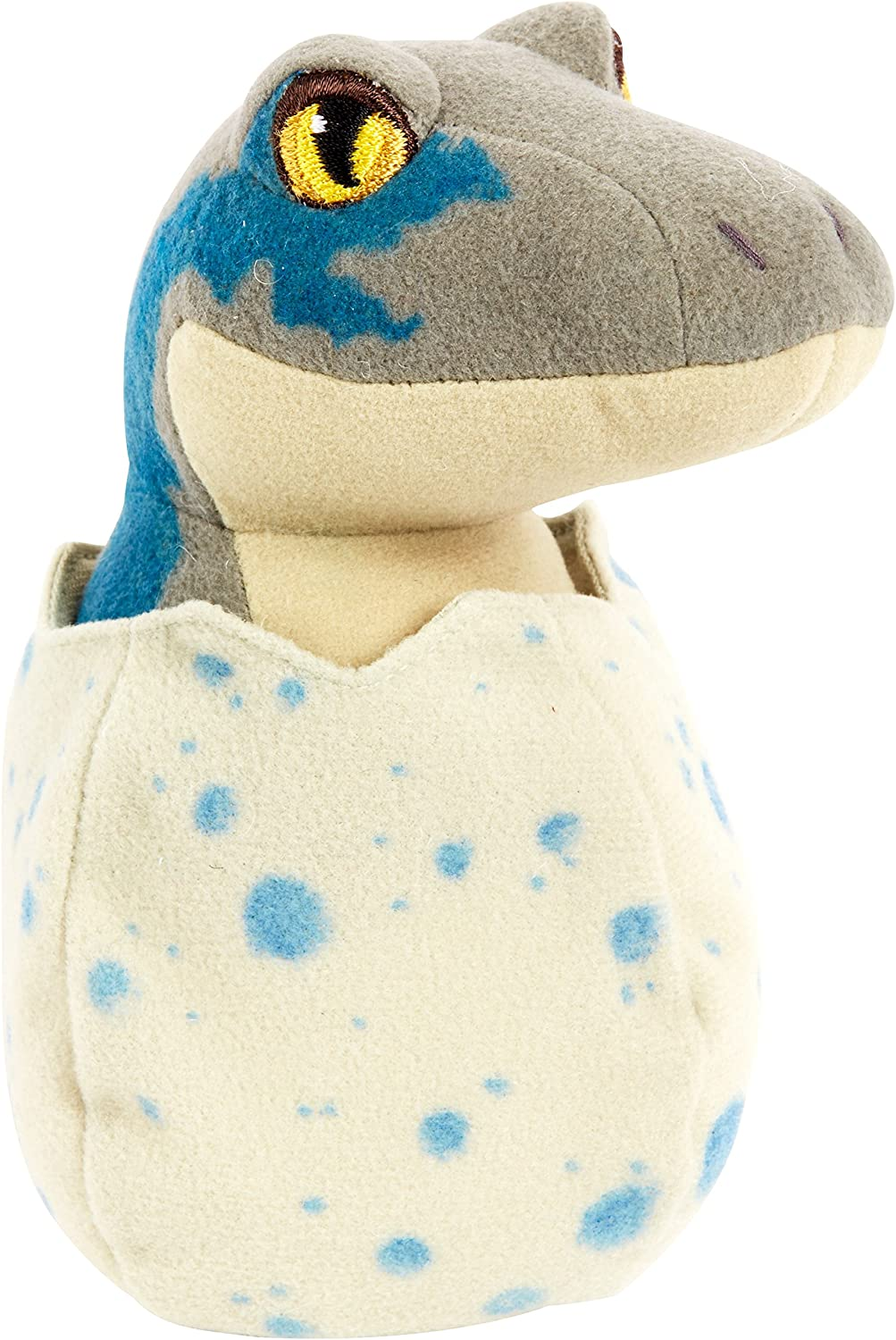 Aurora Monkey Stuffed Animal, 10 Cute Blue Dinosaur Plush Stuffed Animal Jurassic Baby T Rex Raptor