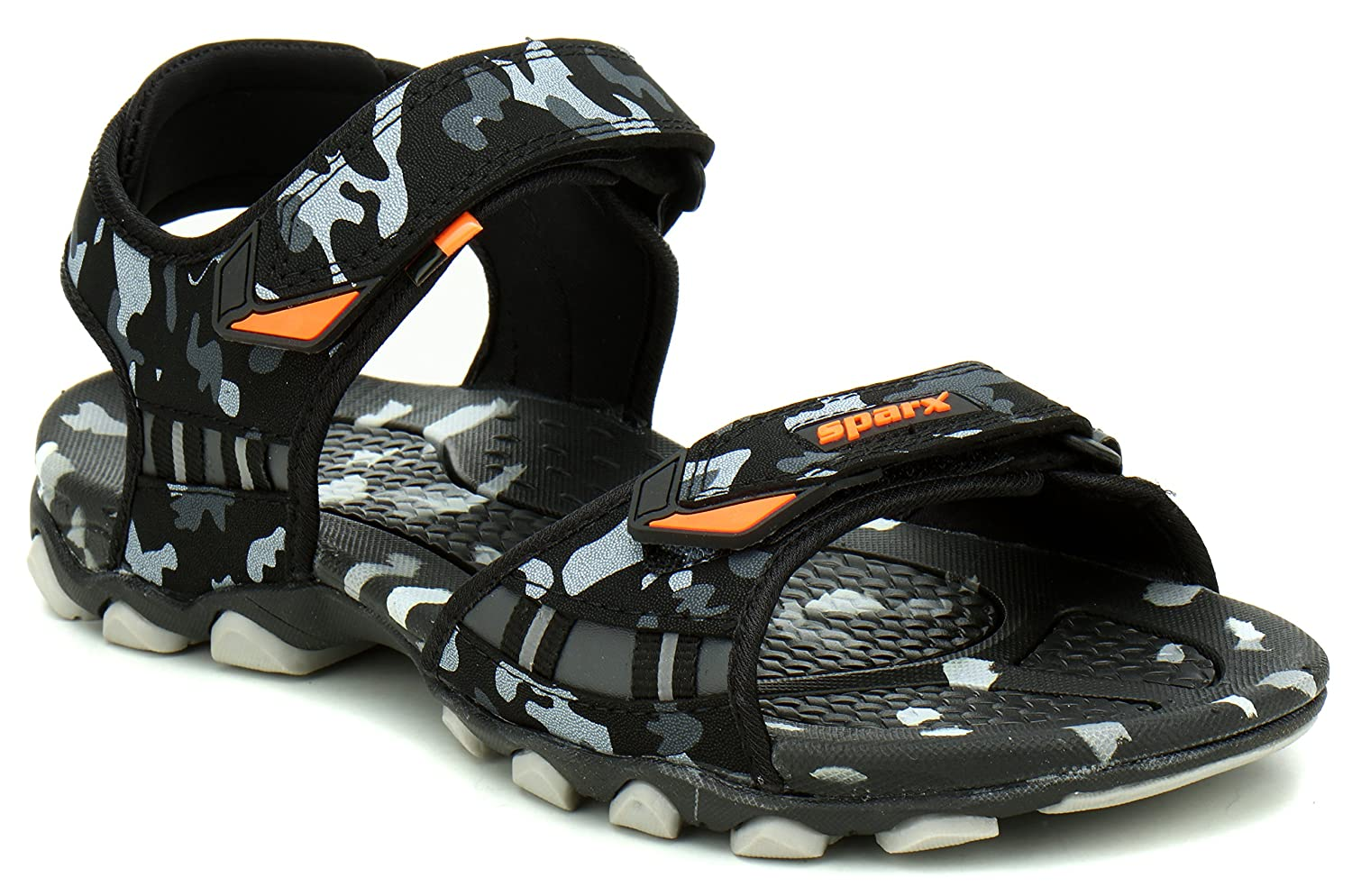 Sparx Men's Army Sandals for Men