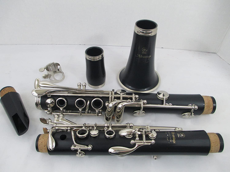Amazon.com: Yamaha ventaja ycl-200ad Student Clarinete ...
