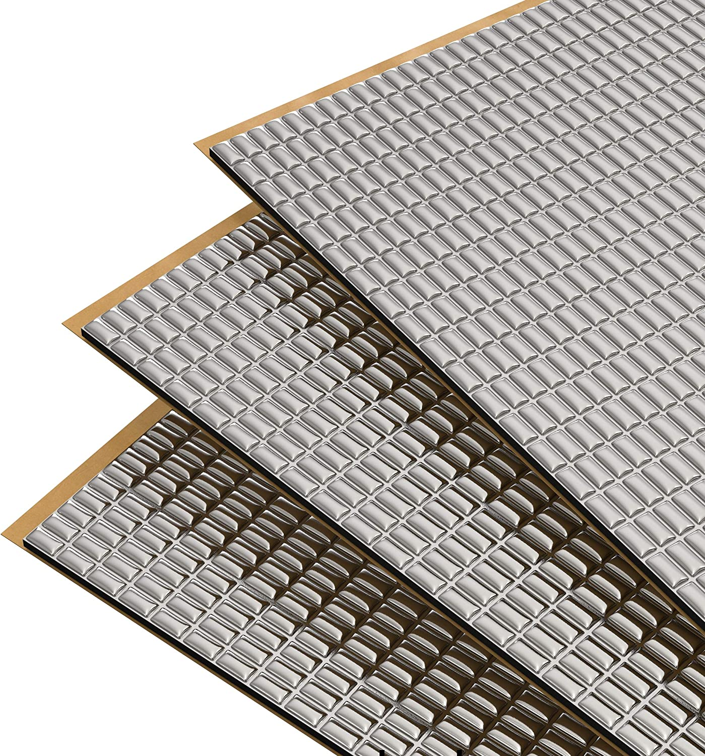 Siless Car Sound Deadening Mat & Noise Insulation