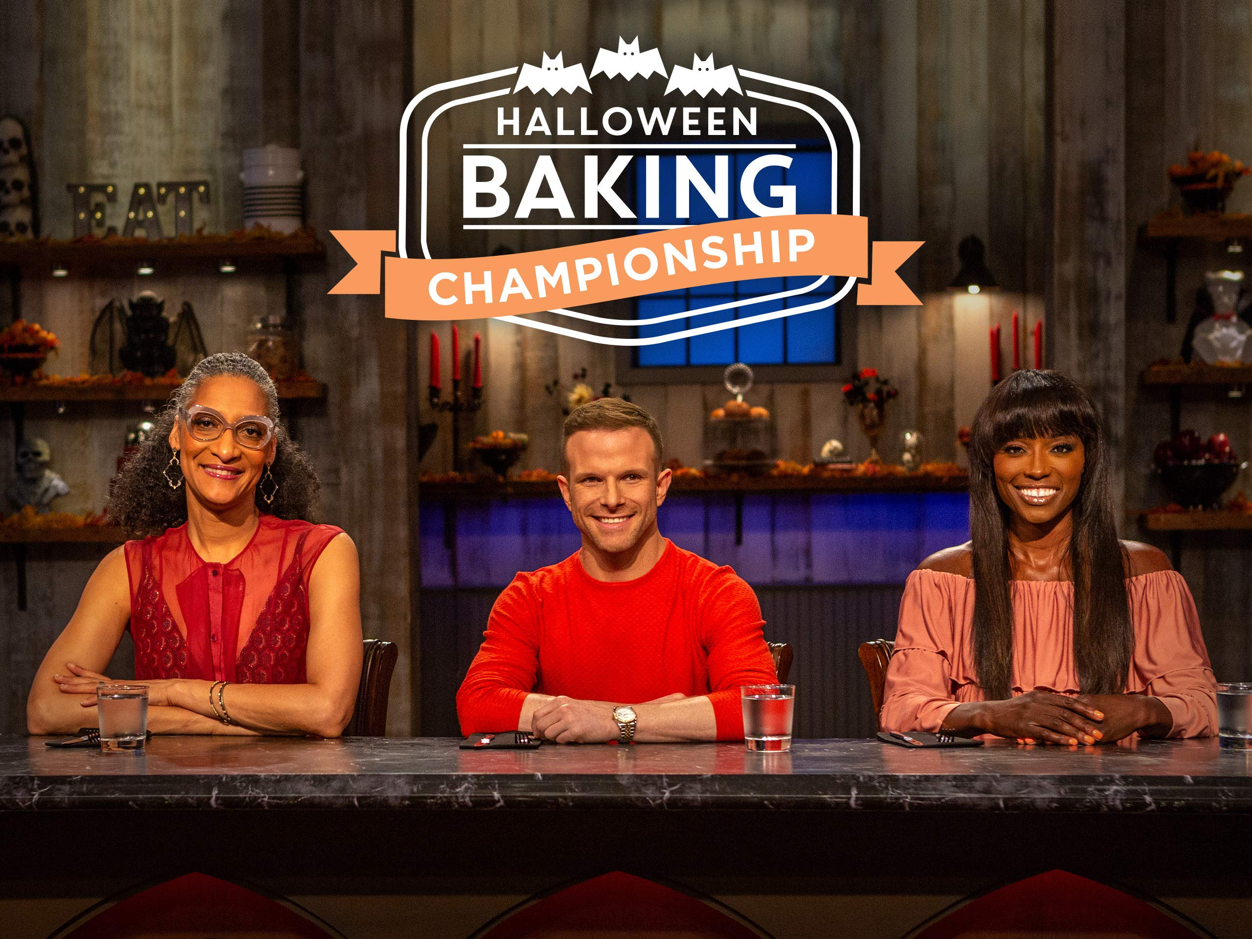 Halloween Baking Championship 2020 Episode 1 Watch Halloween Baking Championship, Season 4 | Prime Video