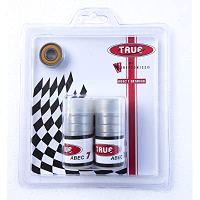 TRUE BEARINGS ABEC-7 (16 Pack) for Inline and Quad Skates : Sports & Outdoors