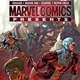 img - for Marvel Comics Presents (2007-2008) (Issues) (12 Book Series) book / textbook / text book