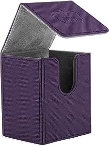 Ultimate Guard Flip Deck Case 100+ Caja de Cartas Tamaño Estándar ...