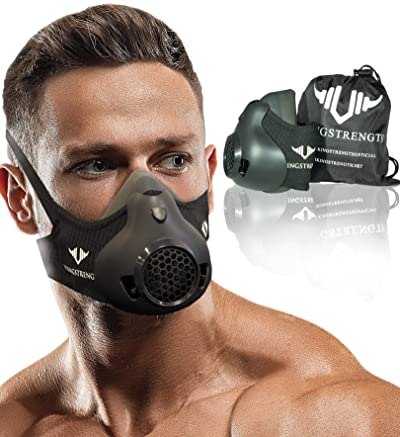 Vikingstrength New 24 Levels Training Workout Mask