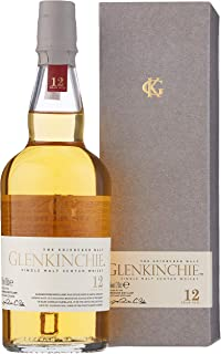 c6c711352ee7 Glenkinchie 12 Year Old Single Malt Scotch Whisky 20 cl