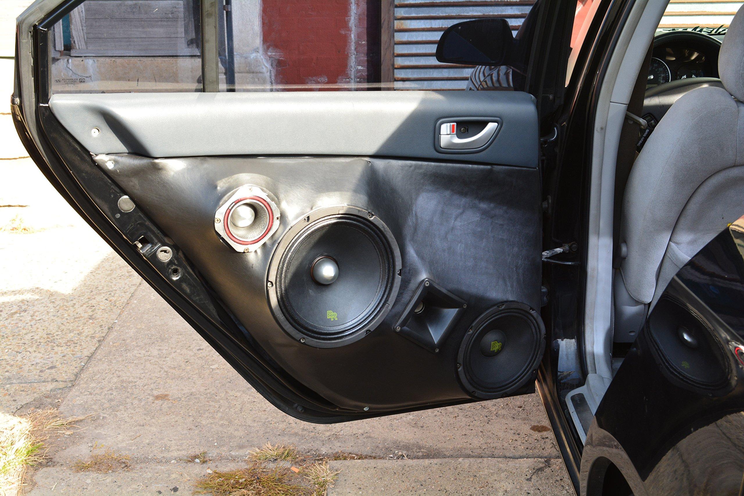 Bass Rockers 6.5'' 300W Closed Basket Mid-Range Speaker (BRM6C) by Bassrockers.net (Image #5)