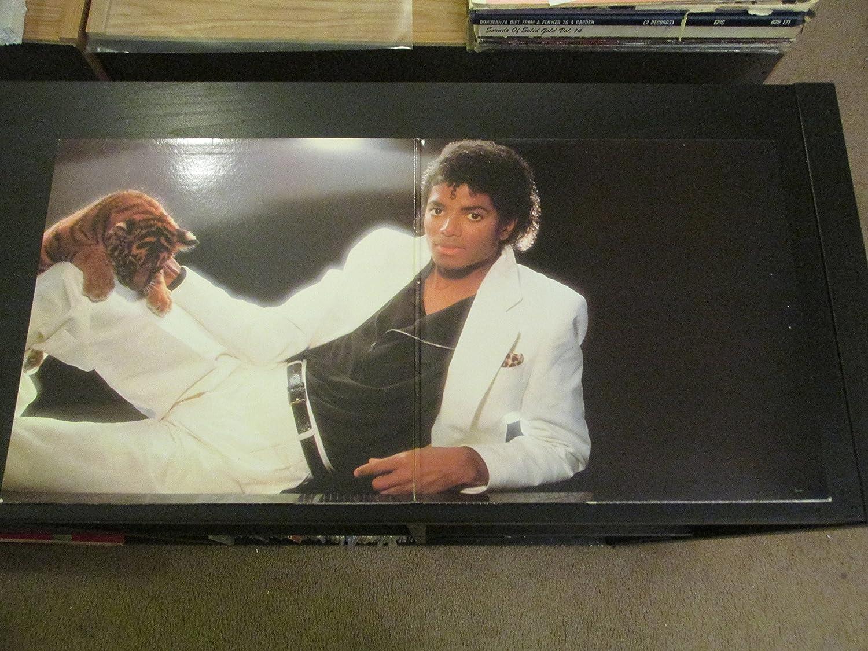- Michael Jackson, Thriller - Vinyl LP Record - Amazon.com Music