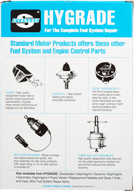Standard Motor Products 195 Carburetor Kit