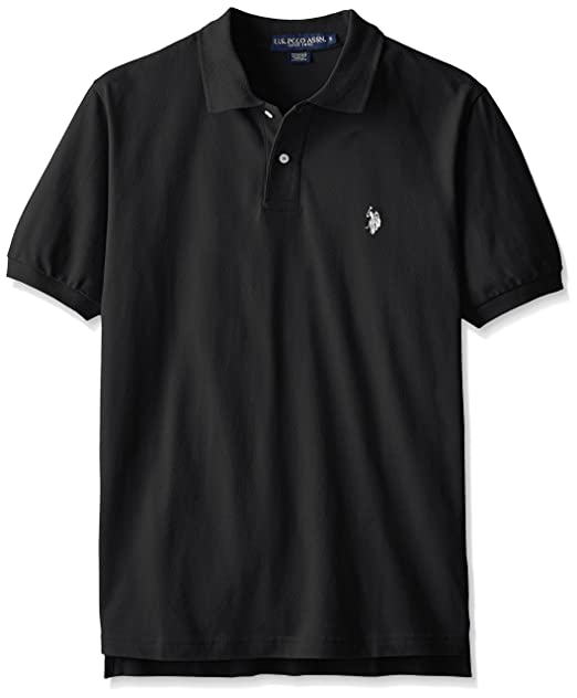 designer fashion price reduced select for authentic US Polo Assn. Men's Classic Polo Shirt