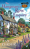 The Hangman's Row Enquiry (An Ivy Beasley Mystery Book 1)