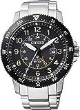 [シチズン] 腕時計 プロマスター エコ・ドライブ ランドシリーズ GMT BJ7094-59E メンズ