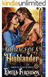Courage Of A Highlander (Lairds of Dunkeld Series) (A Medieval Scottish Romance Story)