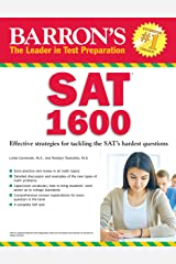 Barron's SAT 1600: Revised for the NEW SAT Paperback