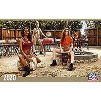LIQUI MOLY-Erotikkalender für 2020