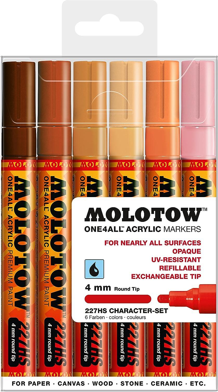 Sourcingmap 10/pcs color/é M6/x 35/Moto en Alliage de Titane hexagonale Boulons Vis de Fermeture