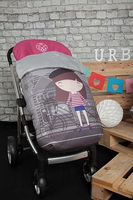 Babyline Oh-la-la - Saco de silla de paseo