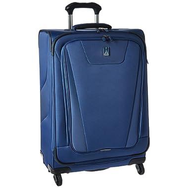 Travelpro Maxlite 4 25  Expandable Spinner, Blue
