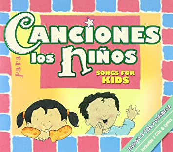 Twin Sisters Productions - Canciones para los niños 3-CD Brick - Amazon.com Music