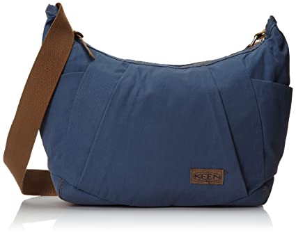 5c6865a908 Amazon.com: Keen Westport Brushed Twill Shoulder Bag, Twilight Blue ...