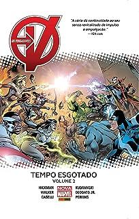 Os Vingadores. Tempo Esgotado - Volume 4 - 9788542612684 - Livros na ... d7c1b199486