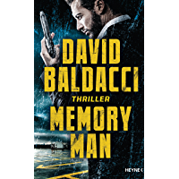 Memory Man: Thriller (Die Memory-Man-Serie 1)