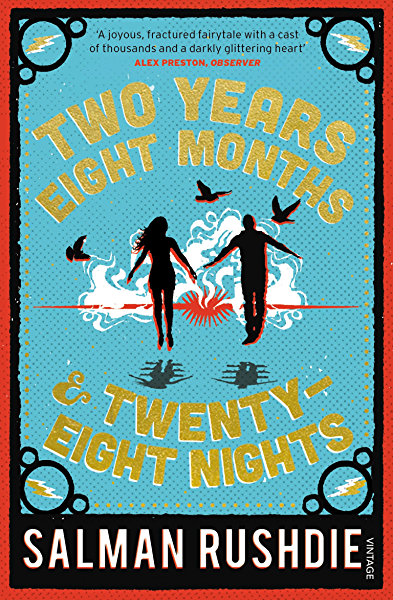 Two Years Eight Months and Twenty-Eight Nights (English Edition ...