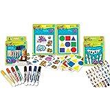 Crayola Mini Kids 12763 Pack Promo L'Essentiel des Tout-petits