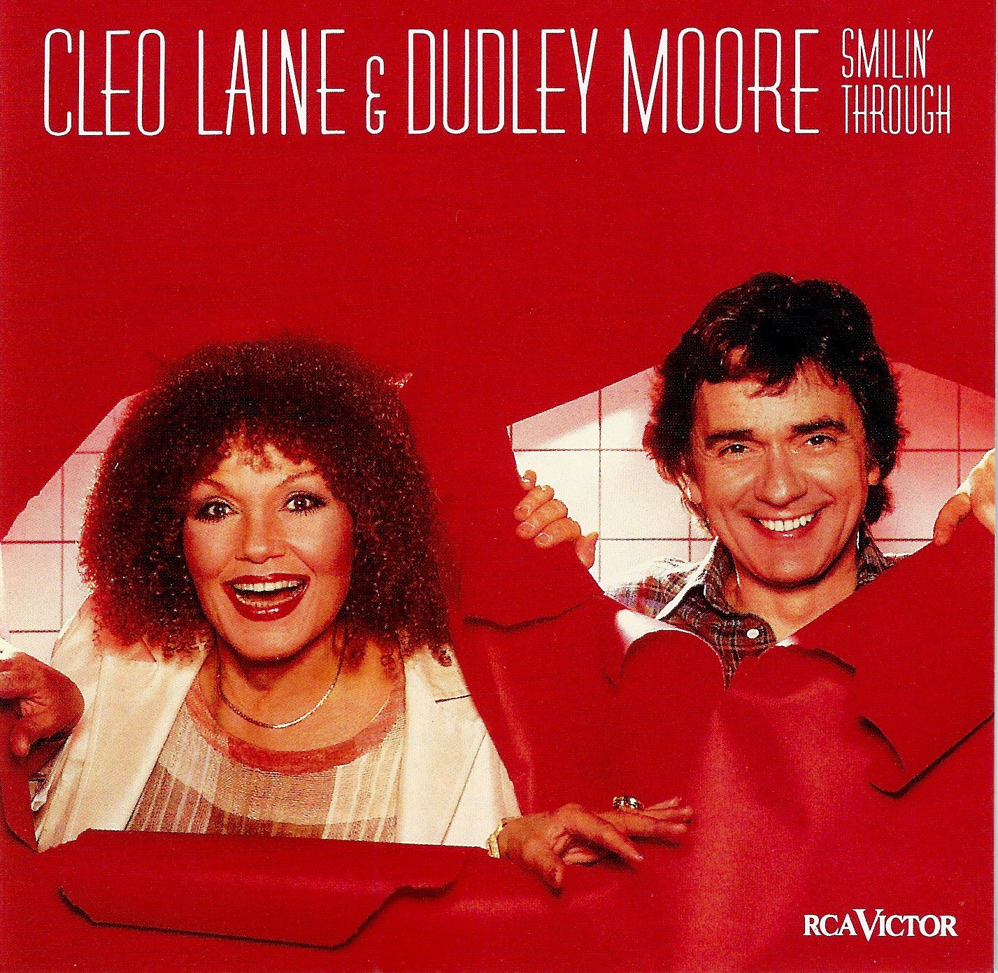 Cleo Laine & Dudley Moore, Richard Rogers, Lorenz Hart, Dudley Moore,  Pierre Connor, Dudley Moore - Smilin' Through ...