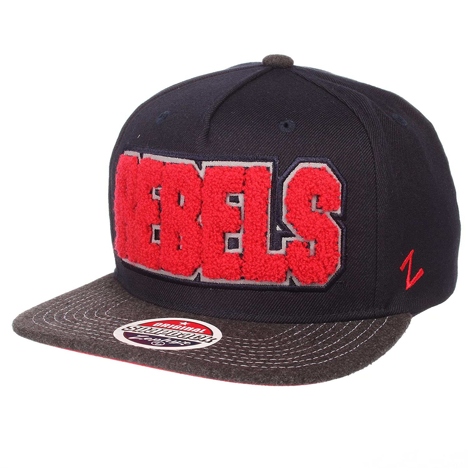 d9caf7876 where to buy ole miss rebels zephyr ncaa reflector snapback cap ...