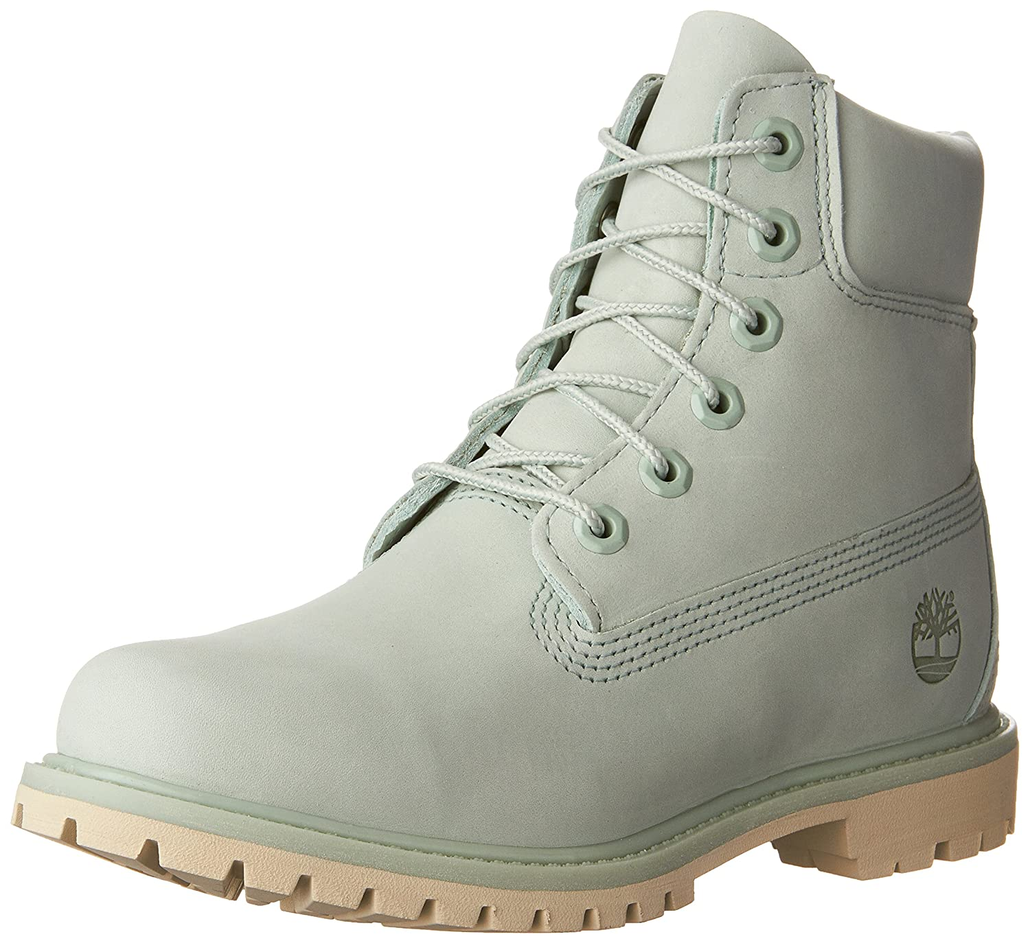 Timberland Boot 6in Premium Boot Bj9, Bottes et Bottines (Green) Bottines Classiques Mixte Adulte Vert (Green) 40ee57b - avtodorozhniks.space