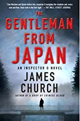 The Gentleman from Japan: An Inspector O Novel (Inspector O Novels) Hardcover