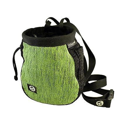 Charko WMCBARMA015 - Bolsa de magnesio, Color Verde