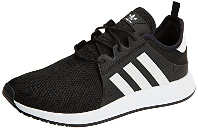 f4f0a7d13 adidas X PLR Mens Trainers Black White - 7 UK