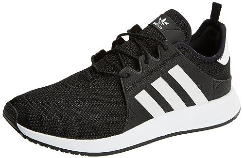 adidas X_PLR, Scarpe da Fitness Uomo, Nero (Negbas/Ftwbla 000), 44 EU