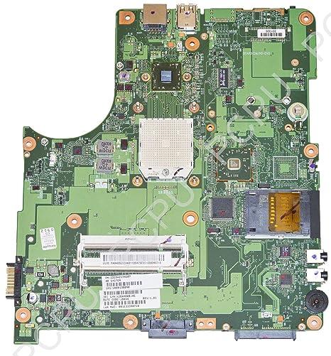 Toshiba V000138090 Motherboard Refacción para Notebook - Componente para Ordenador Portátil (Placa Base
